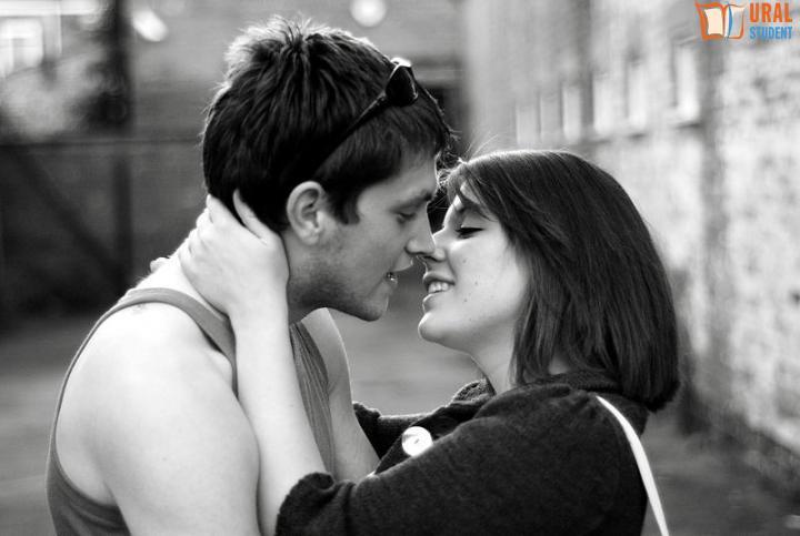 Как целоваться первый раз