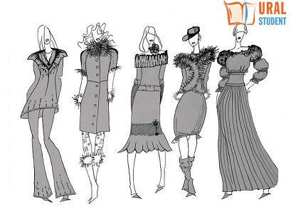 Ігри дизайн одягу придумай одяг